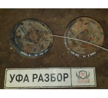 Накладка заднего бампера Renault Symbol 2002-2008