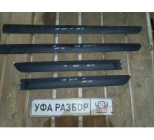 Молдинги на дверь комплект НОВЫЙ Lada Granta 2011>