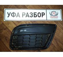 Накладка ПТФ правая без птф BMW X3 F25 2010>