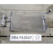 Радиатор кондиционера Audi A3 [8P1] 2003-2013