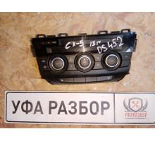 Блок управления климатической установкой Mazda CX 5 2012>
