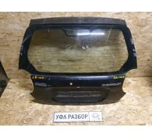 Дверь багажника со стеклом Chevrolet Spark 2005-2011