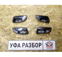 Ручка двери внутренняя хром задняя правая 1,6 Chevrolet Cruze 2009>