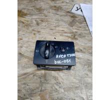 Блок управления светом  Chevrolet Aveo (T200) 2003-2008