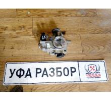 Дроссельная заслонка+датчик холостого хода  ZL347669 1.5л 130 сил Mazda Familia 2000-2003