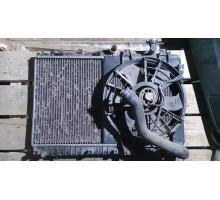 Радиатор основной под механику Toyota RAV 4 2006-2013г
