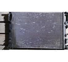 Радиатор основной 2.2 дизель Mercedes Benz W211 E-Klasse 2002-2009;W219 CLS 2004-2010