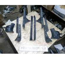Накладка порога задняя правая Subaru Forester (S12) 2008-2012