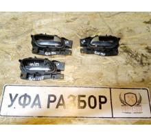 Ручка двери внутренняя задняя левая Citroen C4 2005-2011