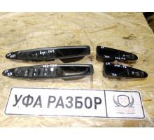 Блок управления стеклоподьемником задний левый Citroen C4 2005-2011