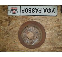 Тормозной диск задний правый Nissan Qashqai (J10) 2006-2014