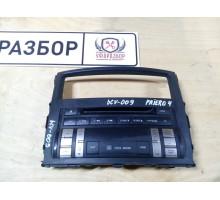 Блок управления магнитолой Mitsubishi Pajero/Montero IV (V8, V9) 2007>