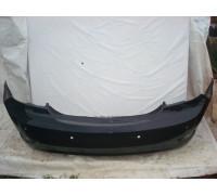 Бампер задний Hyundai Solaris 2010>