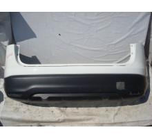 Бампер задний Nissan Qashqai (J11) 2014>