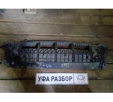 Пыльник переднего бампера Audi Q5 2008>