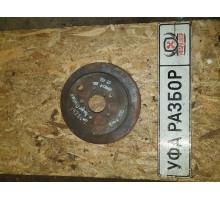 Тормозной диск передний  Peugeot 206 1998-2012