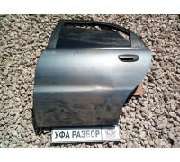 Дверь задняя левая Chevrolet Lanos 2004>