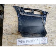 Накладка заднего бампера левая BMW X3 E83 2004-2010