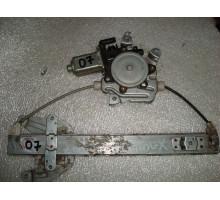 Стеклоподъемник электр. задний левый  Nissan X-Trail (T30) 2001-2006