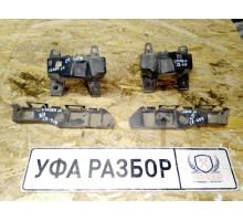 Кронштейн заднего бампера задний правый Citroen C4 2005-2011