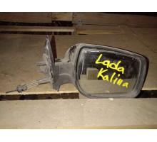 Зеркало правое механическое Lada Granta 2011>/Kalina