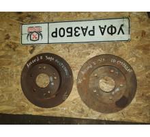 Тормозной диск задний со ступицей  Honda Accord VII 2003-2007
