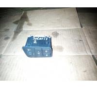 Блок управления кнопочный переключатель центр консоли салона Hyundai Solaris 2018>
