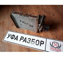 Радиатор печки VW Polo 2009-2015>
