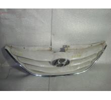 Решетка радиатора Hyundai Sonata VI 2010-2014