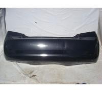 Бампер задний х/б Chevrolet Aveo (T200) 2003-2008