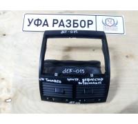Дефлектор воздушный центральный VW Touareg 2002-2010