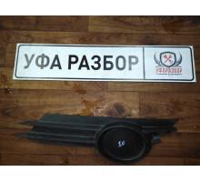 Накладка ПТФ левая без отверстия  Opel Corsa D 2006>