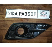 Накладка ПТФ правая Honda CR-V 2012>