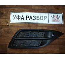 Накладка ПТФ правая без отверстия Honda CR-V 2012>