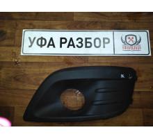 Накладка ПТФ левая Lada Largus 2011>